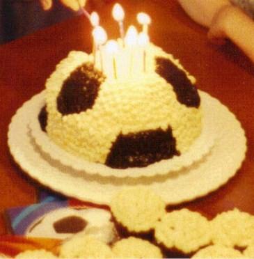 soccercake
