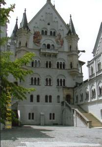 Neuw Schienstein Castle 1 July 2007