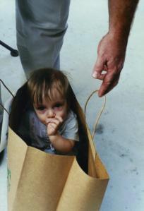 Caleb in Bag 001