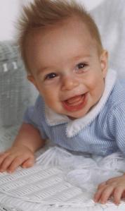 Caleb joyful