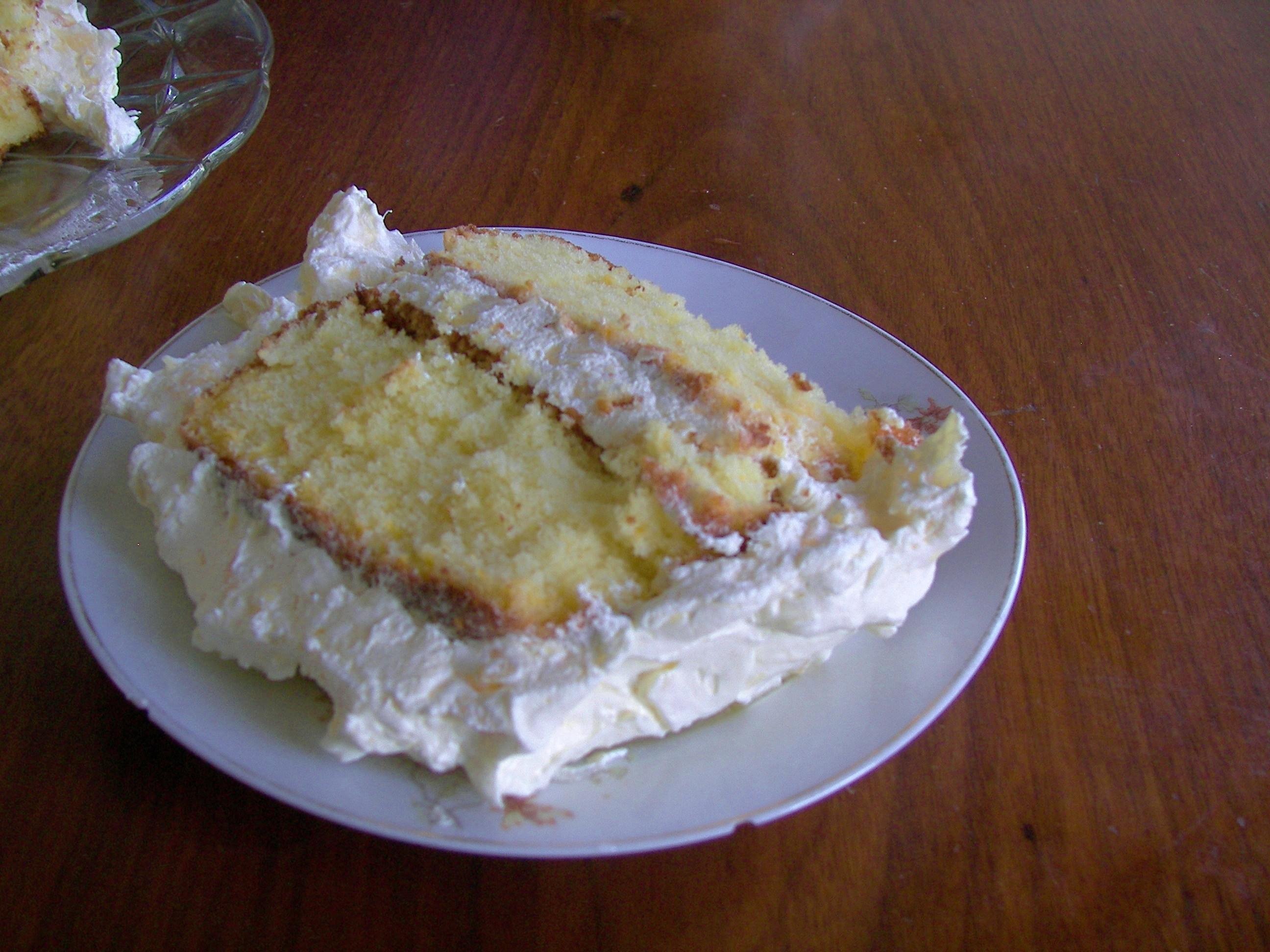 Duncan Hines Mandarin Orange Cake Recipe