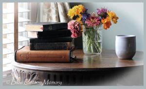 booksflowers